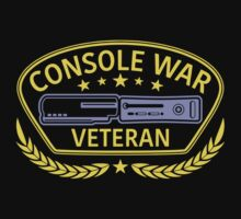 Console War Veteran Kids Tee