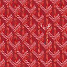 Goyard Red Phone Cases/Skins by rosecynthia