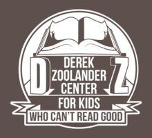 Derek Zoolander Center One Piece - Short Sleeve