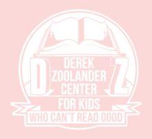 Derek Zoolander Center Kids Tee