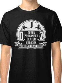 Derek Zoolander Center Classic T-Shirt