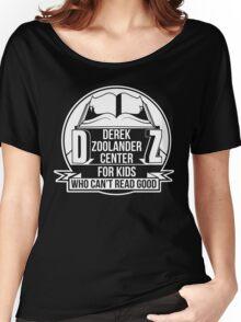 Derek Zoolander Center Women's Relaxed Fit T-Shirt
