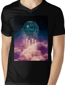 Out of the atmosphere Mens V-Neck T-Shirt