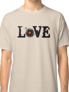 Love Vinyl Records Classic T-Shirt