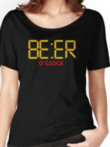 Is It Beer O Clock Women's Relaxed Fit T-Shirt