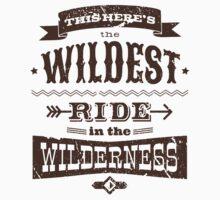 Big Thunder Mountain - Wildest Ride One Piece - Short Sleeve