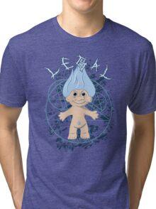 Legal - Troll Doll Tri-blend T-Shirt