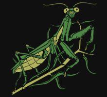 Praying Mantis Kids Tee