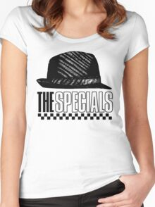 The Specials Women's Fitted Scoop T-Shirt