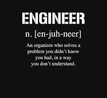 Definition of Engineer Unisex T-Shirt