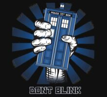 Don't Blink - Doctor Who Baby Tee