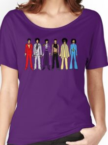 Retro Vintage Fashion 16 A Women's Relaxed Fit T-Shirt