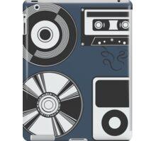 The Evolution of Music iPad Case/Skin