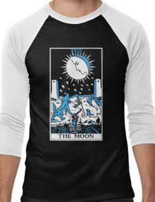 Tarot Moon Men's Baseball ¾ T-Shirt