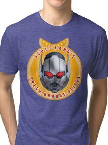 Ant Man - Scott Lang's Fresh Orange Slices Tri-blend T-Shirt