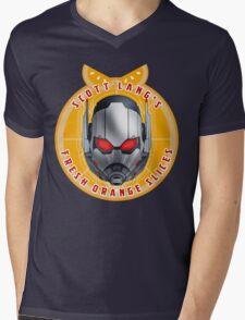 Ant Man - Scott Lang's Fresh Orange Slices Mens V-Neck T-Shirt