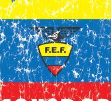Copa America 2016 - Ecuador Sticker