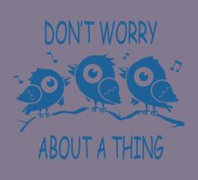 Three Little Birds Kids Tee