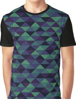Geometric triangles 2 Graphic T-Shirt