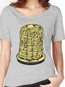 Tower Of Pancakes Women's Relaxed Fit T-Shirt