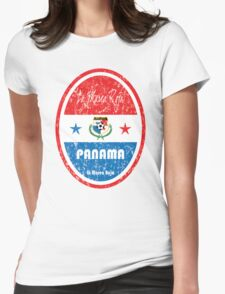 Copa America 2016 - Panama Womens Fitted T-Shirt