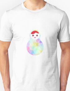 Matryoshka rainbow pastel colors T-Shirt