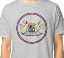 Advance Wars Allied Nations Classic T-Shirt