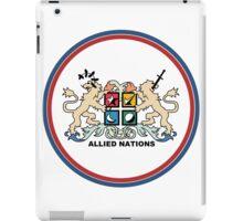 Advance Wars Allied Nations iPad Case/Skin
