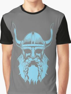 Viking Spirit Graphic T-Shirt