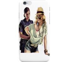 GTA police  iPhone Case/Skin