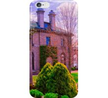 On The Grounds - Color iPhone Case/Skin