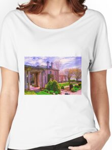On The Grounds - Color Women's Relaxed Fit T-Shirt