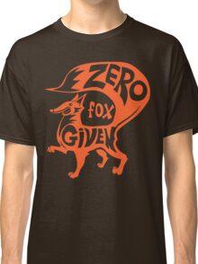Zero Fox Given Classic T-Shirt