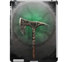 Thane's Axe iPad Case/Skin