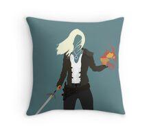 Celaena Sardothien   Empire of Storms Throw Pillow