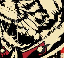 Furdell Catstro - Revolutionary Cat Sticker