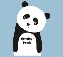 morning panda One Piece - Short Sleeve