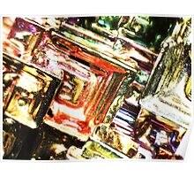 Bismuth Angle Poster