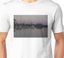 Downtown with Yachts Unisex T-Shirt