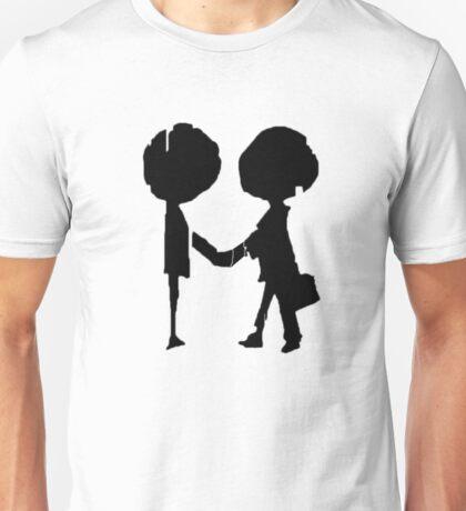 Radiohead - Black  Unisex T-Shirt