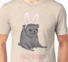 Pugs Bunny Unisex T-Shirt