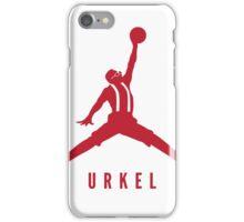 Steve Urkel Jumpman Logo Spoof 2 iPhone Case/Skin