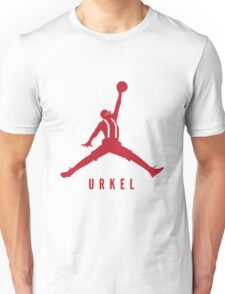 Steve Urkel Jumpman Logo Spoof 2 Unisex T-Shirt