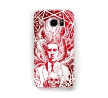 Cthulhu Howard Phillips Lovecraft HP historical society Samsung Galaxy Case/Skin