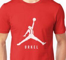 Steve Urkel Jumpman Logo Spoof 3 Unisex T-Shirt