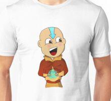 Cartoon Aang Unisex T-Shirt