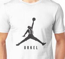 Steve Urkel Jumpman Logo Spoof 4 Unisex T-Shirt