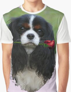 With Love Graphic T-Shirt