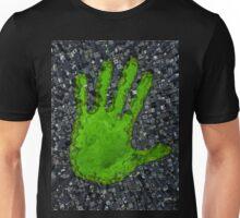 Carbon handprint Unisex T-Shirt