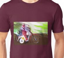 """The amazing effect of the slow speed 4  (c)(t) b PAINT  as """" Picasso !  """" with humor ! """"Kiss the cool effect"""" without digital effects with compact kodak z 1285! on 29.07.2012 Unisex T-Shirt"""